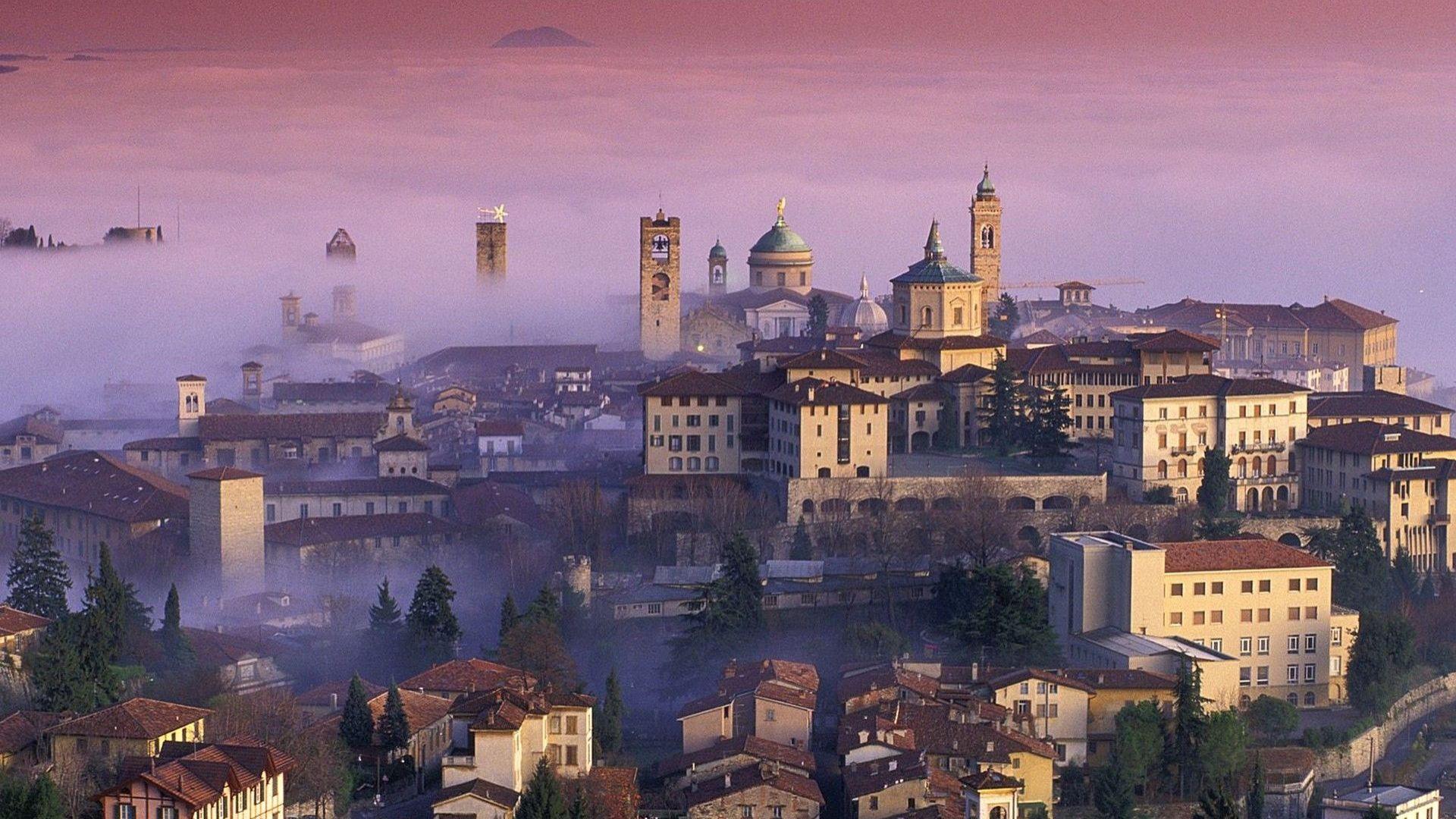 Bergamo, Brescia e la Certosa di Pavia