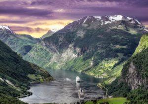 La magia dei Fiordi