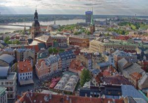 Le Capitali Baltiche